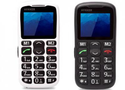 Telefon Hykker Halo z Biedronki