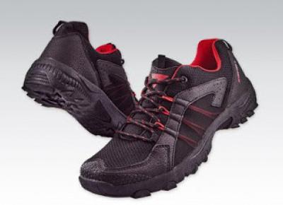 Buty outdoorowe męskie z Biedronki