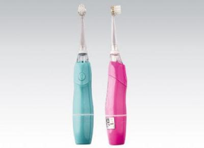 Szczoteczka do zębów dla dzieci LED z Biedronki