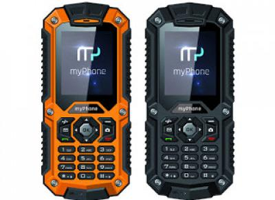 Test:: Telefon myPhone Hammer z Biedronki