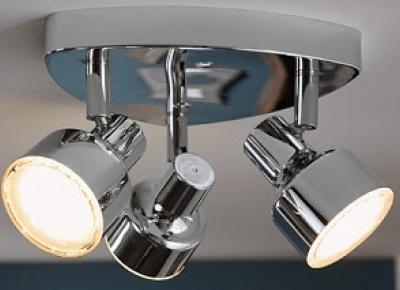 Co w Lidlu: Sufitowa lampa LED LivarnoLux z Lidla