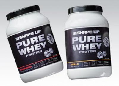 Suplement diety Shape Up Pure Whey Protein z Biedronki