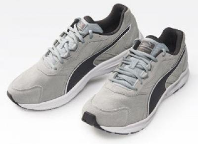 Buty Puma skórzane z Biedronki