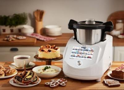 Testujemy produkty z Biedronki: Wielofunkcyjny robot kuchenny Hoffen Smart Chef Express 1500 W z Wi-Fi z Biedronki