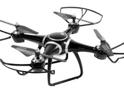 Dron sterowany gestami z Biedronki