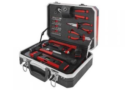 Co w Lidlu: Walizka z narzędziami Powerfix z Lidla