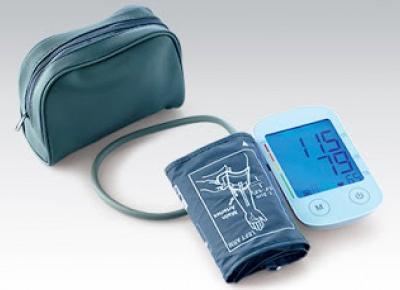 Ciśnieniomierz automatyczny z funkcją głosową z Biedronki