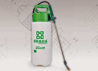 Opryskiwacz ciśnieniowy 5l GRADA z Biedronki
