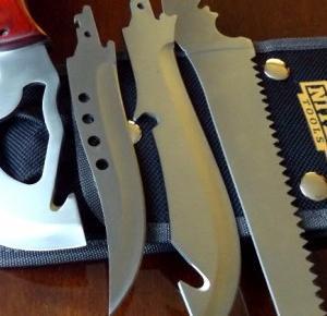 Test: Wielofunkcyjne narzędzie turystyczne 4w1 Niteo Tools z Biedronki