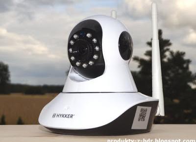 Testujemy produkty z Biedronki: Domowa kamera IP Wi-Fi Hykker 360 Home Secure z Biedronki