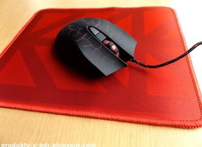 Testujemy produkty z Biedronki: Mysz i podkładka Gaming Set XR Hykker z Biedronki