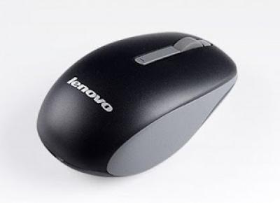 Mysz bezprzewodowa Lenovo N100 z Biedronki