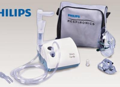 Inhalator Philips Respironics Family z Biedronki