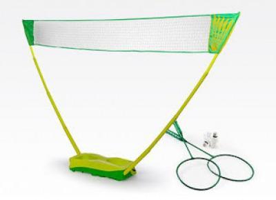 Zestaw do badmintona z Biedronki
