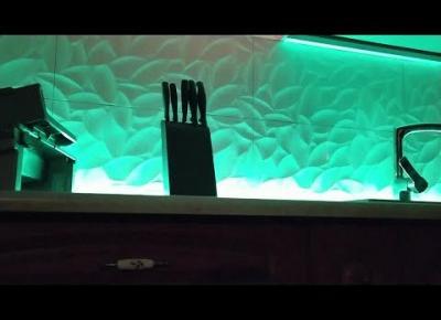 Taśma LED 3 M Hykker Smart Wi Fi z Biedronki
