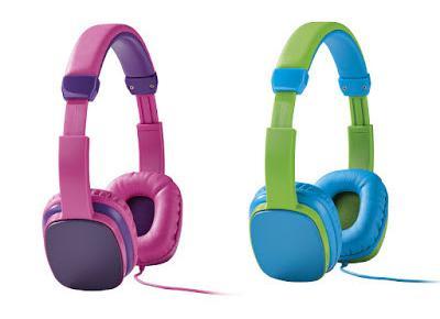 Co w Lidlu: Słuchawki dziecięce Silvercrest z Lidla