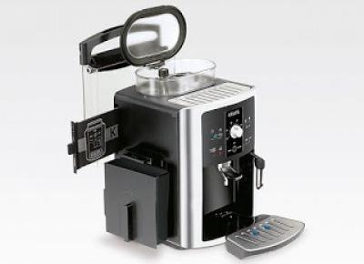 Co w Lidlu: Ciśnieniowy ekspres do kawy Krups z Lidla