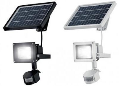 Co w Lidlu: Reflektor solarny z czujnikiem ruchu LivarnoLux z Lidla