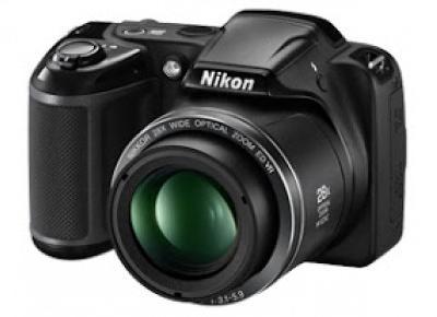 Nikon Coolpix L340 z Biedronki