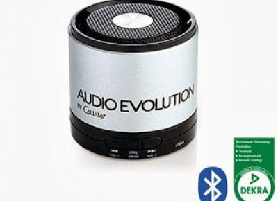 Głośnik Bluetooth Audio Evolution z Biedronki