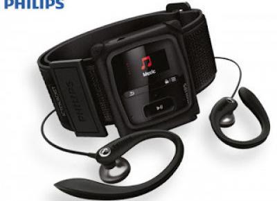 Odtwarzacz MP3 Philips GoGEAR Raga 4GB z Biedronki
