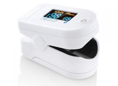 Pulsoksymetr z Bluetooth® Silvercrest z Lidla