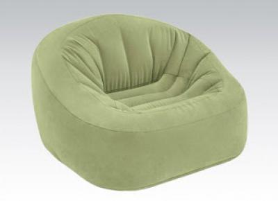 Fotel dmuchany z Biedronki