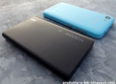 Hykker Power Bank 6000 mAh z Biedronki