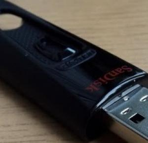 Test: Pendrive USB 3.0 SanDisk Ultra 32 GB z Biedronki