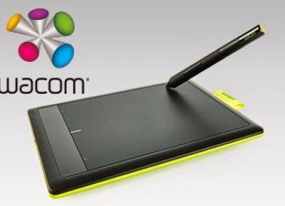 Tablet graficzny One by Wacom S z Biedronki