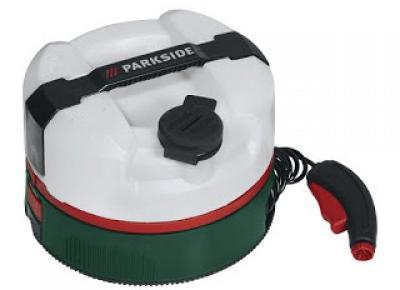 Kompaktowa myjka mobilna Parkside z Lidla