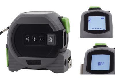 Dalmierz laserowy Niteo Tools GEDST0268-20 z Biedronki