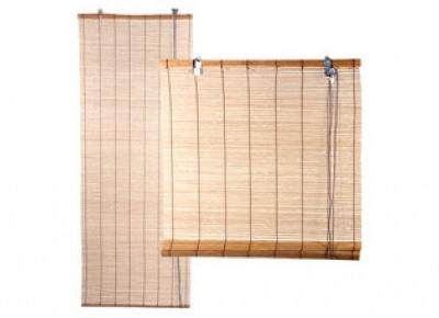 Roleta bambusowa z Biedronki
