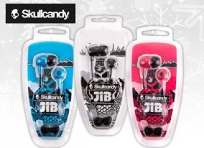 Słuchawki SkullCandy JIB z Biedronki