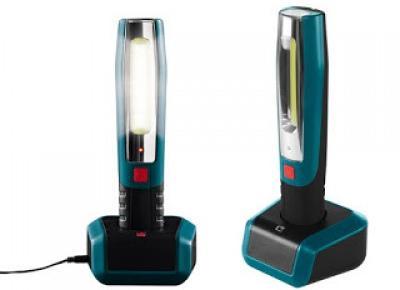Co w Lidlu: Akumulatorowa lampa robocza LED LivarnoLux z Lidla