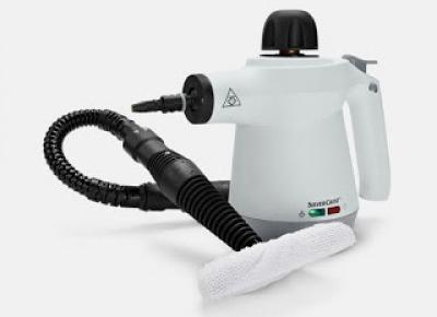 Co w Lidlu: Ręczna myjka parowa Silvercrest z Lidla