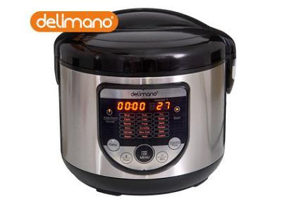 Wielofunkcyjne urządzenie do gotowania 18 w 1 Delimano z Biedronki