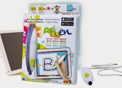 Appen elektroniczny długopis dla dzieci z Biedronki