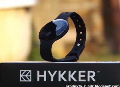 Opaska inteligentna Hykker SmartyFit 3 z Biedronki