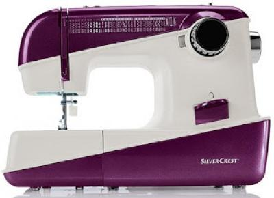 Co w Lidlu: Maszyna do szycia Silvercrest z Lidla