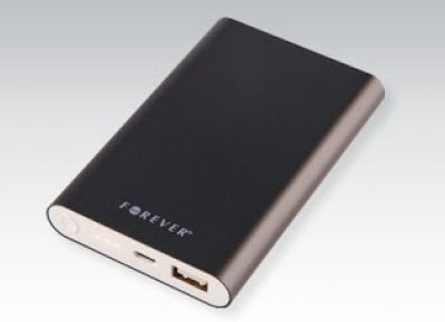 Power Bank 8000 mAh Forever TB-008 z Biedronki