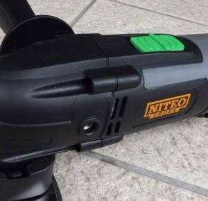 Test: Wielofunkcyjne narzędzie oscylacyjne Niteo Tools z Biedronki