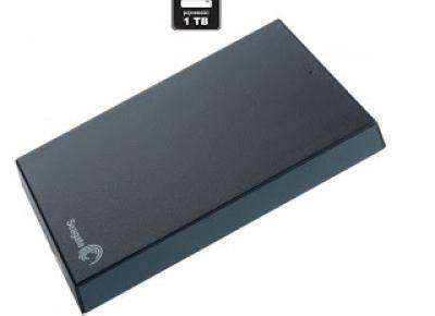 Dysk przenośny Seagate Expansion 1 TB z Biedronki