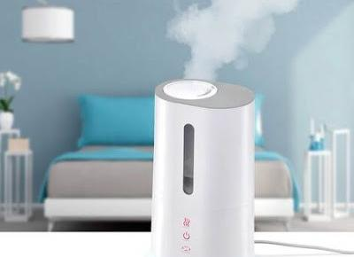 Co w Lidlu: Ultradźwiękowy nawilżacz powietrza Silvercrest z Lidla