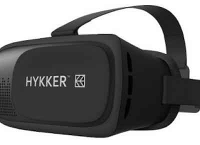 Gogle VR Hykker z Biedronki