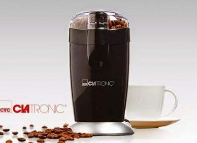Młynek do kawy Clatronic z Biedronki