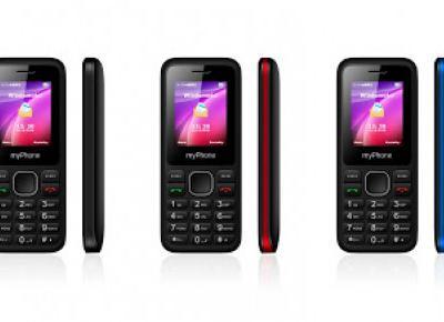 Telefon myPhone 3210 z Biedronki