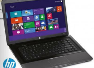 Laptop HP 650 z Biedronki