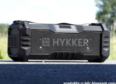 Głośnik warsztatowo-campingowy Hykker Craft z Biedronki