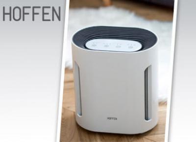 Oczyszczacz powietrza Hoffen z Biedronki